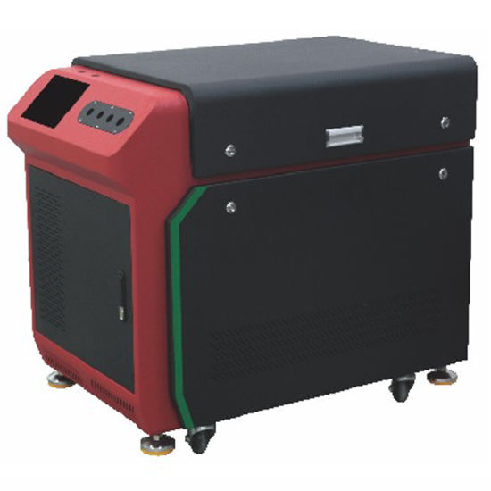 Factory Supply High Speed Spectral Laser Welding Machine Case