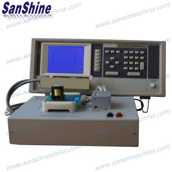 Automatic Transformer Tester, Coil Turns Tester, Lcr Meter, Dcr Meter pictures & photos