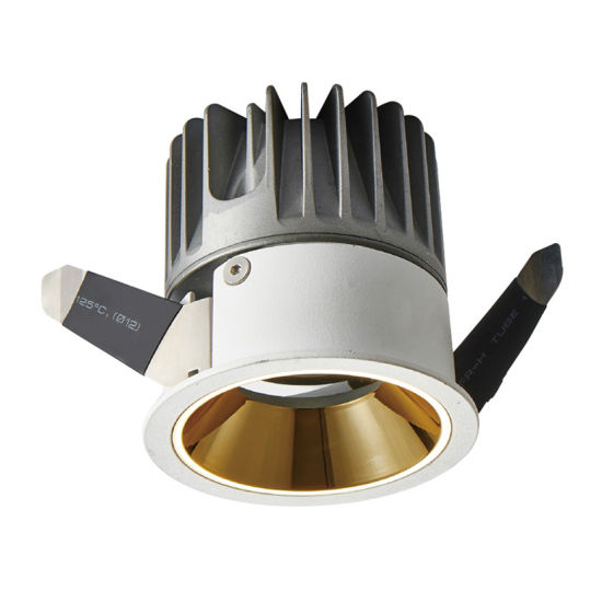 2020 New Design LED COB Spotlight Deep Anti-Glare Downlite Bedding Ceiling Indoor Lighting Downlight