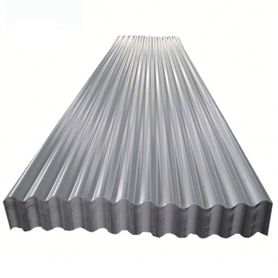 ASTM A792m Az150 Hot DIP Corrugated Galvalume Roofing Sheet