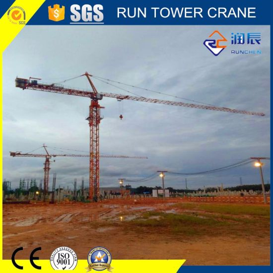 Mc230 Tower Crane with Ce and SGS Certificate for Construction Engineering