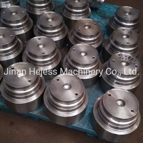 Forging Factory Mild Steel Material Forged Round Nut