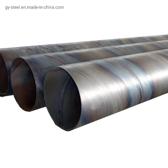 SSAW Pipe API 5L Gr. X52 Psl2 24 Inch Carbon Steel Pipe