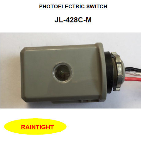 Photoelectric Switch Photocell Jl-428c-M pictures & photos