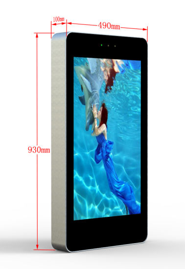 All-in-One Network 32 Inch IP65 Interactive Touch Screen pictures & photos