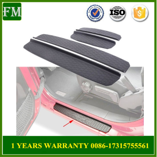 2018 Jeep Wrangler Jl Door Sill Entry Guards 4 Door