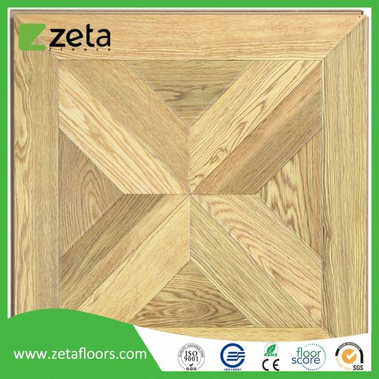New Pattern Wood Texture Surface Laminated Flooring Tile