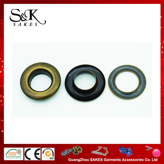 Competitive Price Metal Gromet Eyelet with High Quality