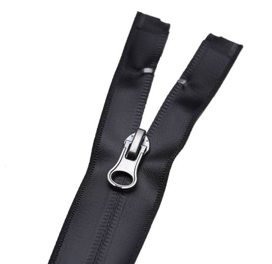 5# Waterproof Nylon Special Dtm Tape Zipper Open End for Outdoor Clothes