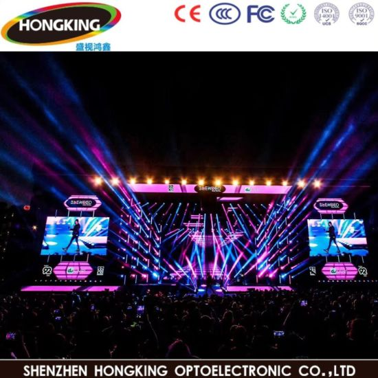 Rental LED Stage Display National Star P6 960*960mm pictures & photos