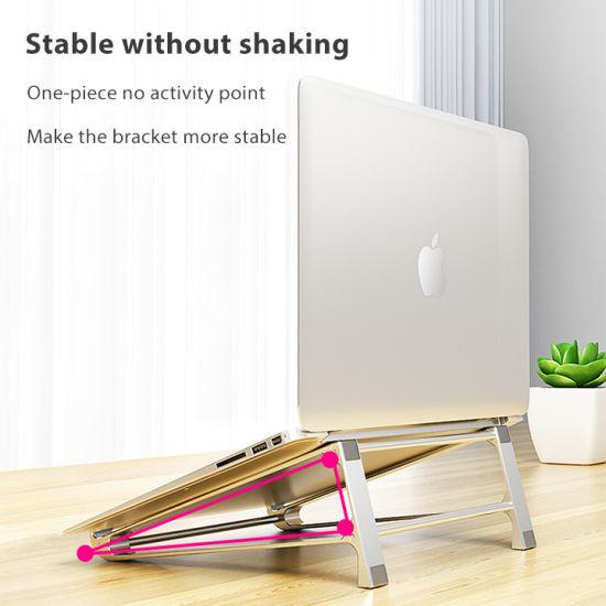Aluminum Alloy Laptop Stand Holder Desktop Tablet Holder Notebook Stand