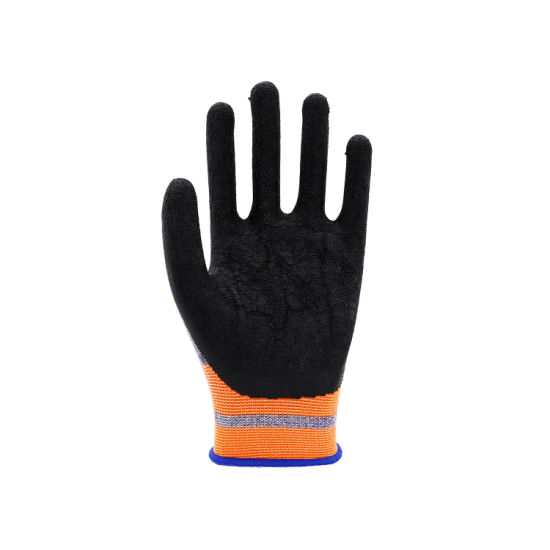 Household Wear Resistant Working Gloves, Safety Work Protective Latex Glove