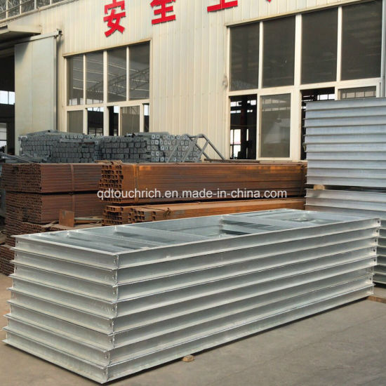 Hot Galvanised Pump Base Structure