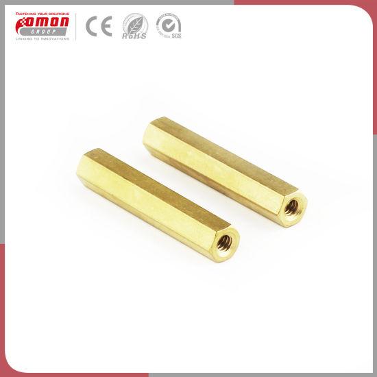 China Customized Design Metal Shear Aluminum Road Threaded
