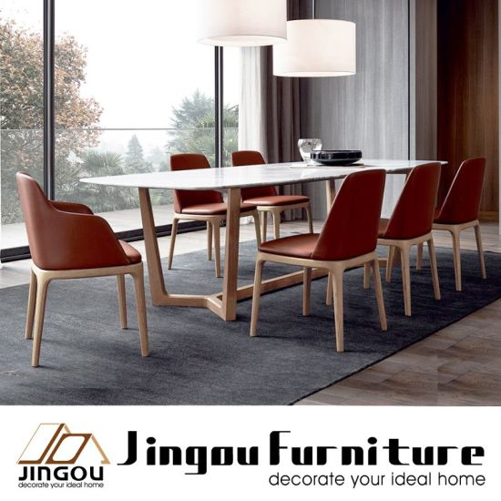 Modern Restaurant Chair And Table Wooden Dining Furniture For Home