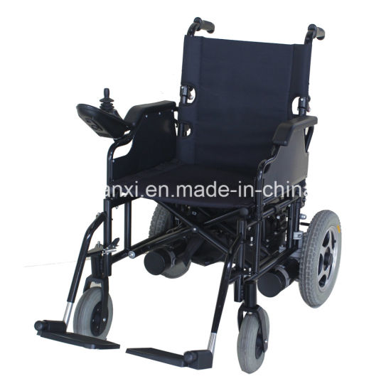 35051eeefc6 Electric Motor Wheelchair in China Folding Power Wheelchair with Low Price Power  Wheelchairs Motorized