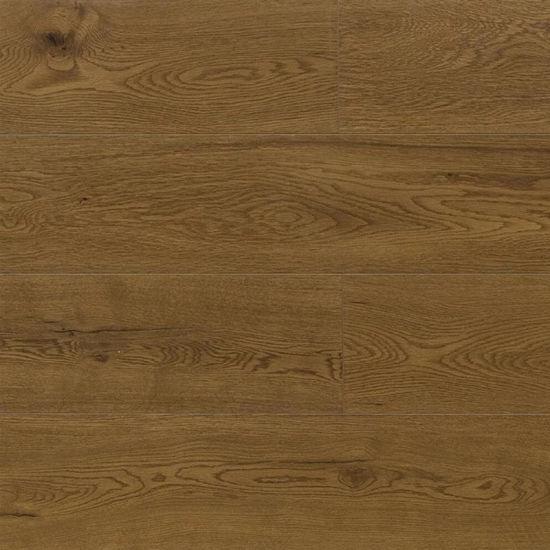 China Anti Slip Laminate Flooring Cheap Price Wood Flooring V Groove