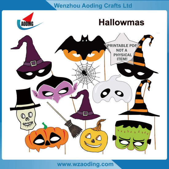 image relating to Halloween Photo Booth Props Printable Free named Do-it-yourself Package 21Computer systems Amusing Halloween Picture Booth Props