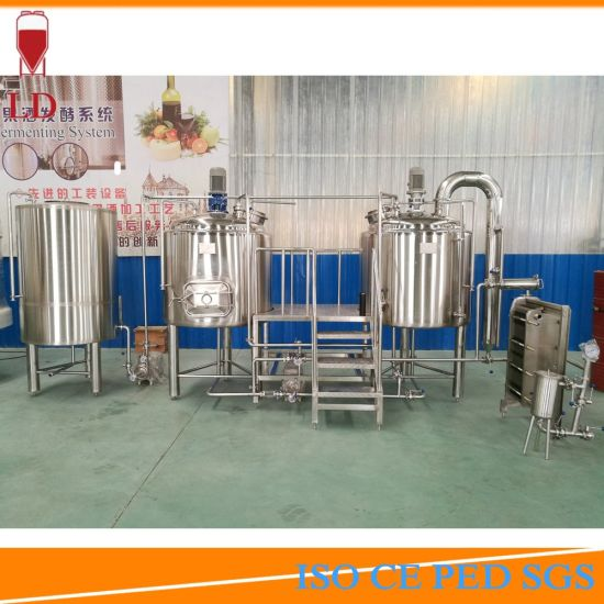 Micro Craft Beer Brewery 1000L 10bbl Beer Brewing Making Fermentation Equipment