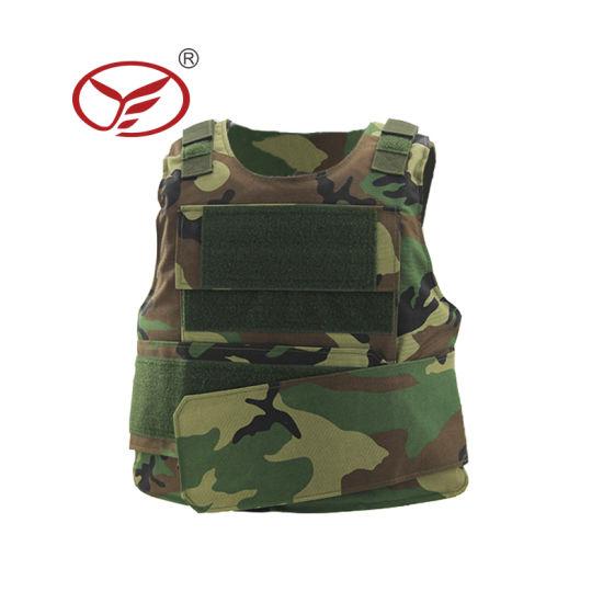 Ballistic Aramid Military Nijiiia Anti-Stab Bulletproof Vest