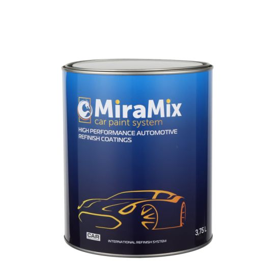 Miramix 2K Topcoat Solid Colors Car Paint Auto Refinish