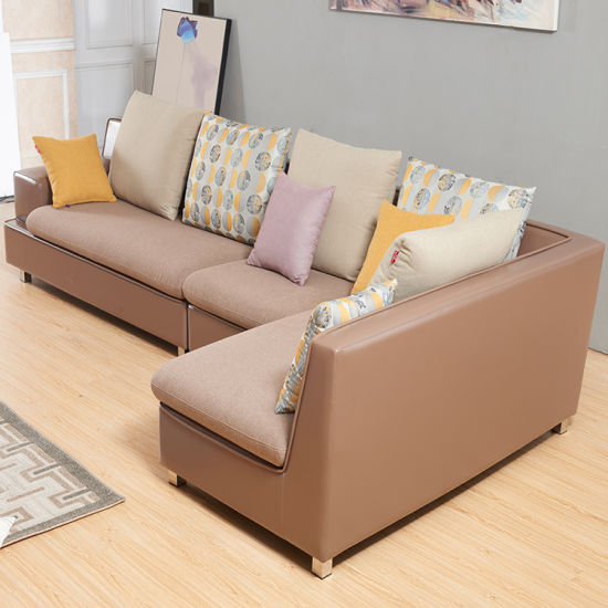 Latest Design Recliner Leather Sofa Set Furniture Philippines
