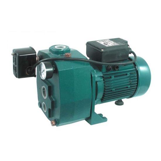 High Pressure Water Usage Electric Power Deep Well Submersible Water Pump  Motor Machine