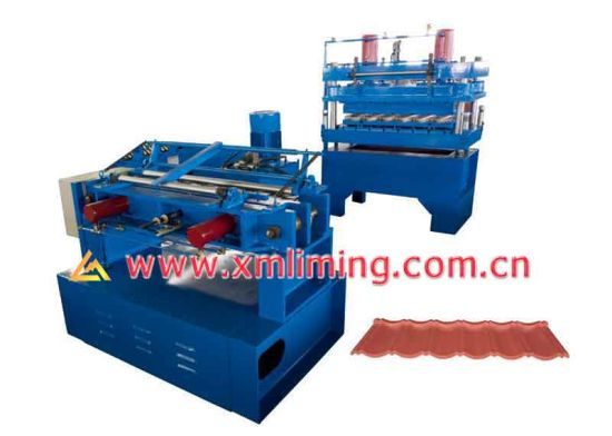 Pressing Tile Roll Forming Machine