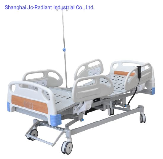 Hospital Furniture Five Functions Electric Hospital Bed