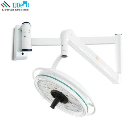 Dental 36 Holes LED Shadowless Wall Mounted Operating Light Examination Lamp