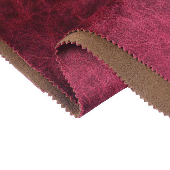 Tie Dye Holland Printed Velvet Fabric Pakistan for Sofa Fabric Italy Dye Fabric