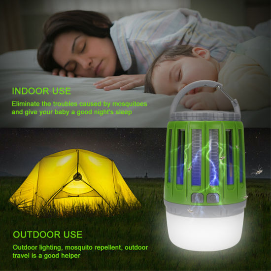 China Electric Mosquito Killer Lantern Bug Zappers - China