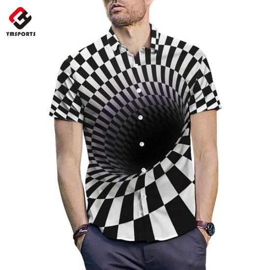 Hawaiian Shirt Custom Casual Shirts for Men