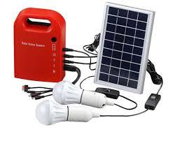 Dsola Factory Wholesale Portable Home Solar Power System pictures & photos