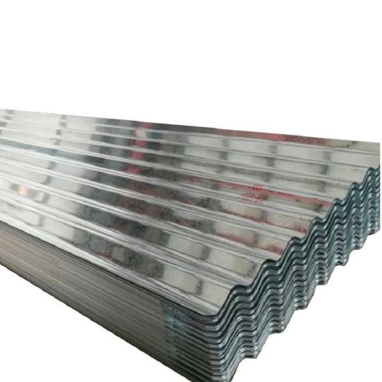 4X8 Galvanized Corrugated Sheet Metal Price Zincalume Roofing Sheet