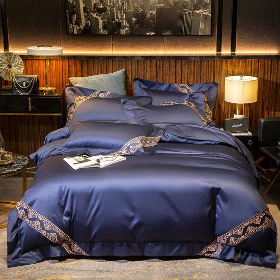 Wholesale Cheap Hotel and Home Bed Sheet Bedding Set Comforter Set