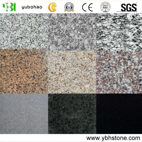 Chinese Cheap Sesame White/Light Grey Polished/Flamed Natural Granite Tiles/Floor Wall Tiles/Bathroom Tiles/Paving Tiles/Kerbstone (G603/G654/633/439/633)