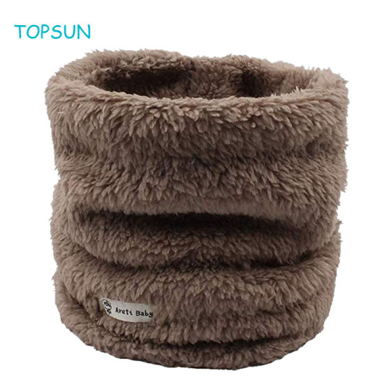 NEW Boys Girls Unisex Toddler Polar Fleece Scarf 1 2 3 4 5 6 years Warm Winter