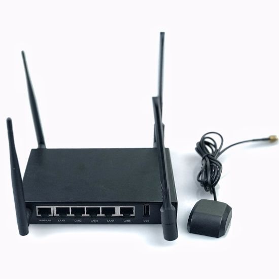 New M2m Industrial Cellular Router Wireless 4G Cellular Router with Dual SIM Card