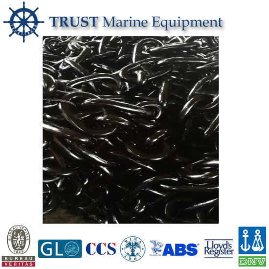 Marine Offshore Stud Link Steel Anchor Chain
