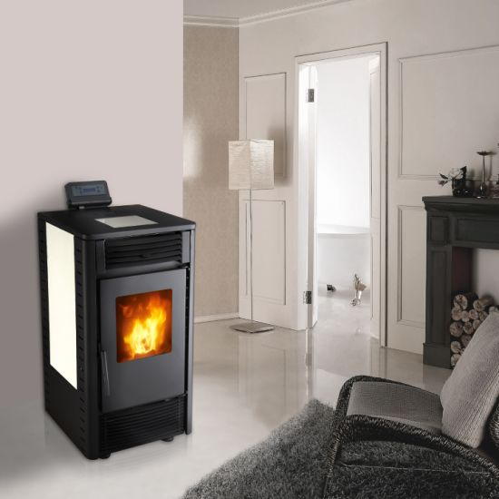 China Freestanding Wood Burning Stove Pellet Fireplace Country Warming Hearth Wood Pellet Stove For Small Room Space With Cheap Price China Fireplace Pellet Stove