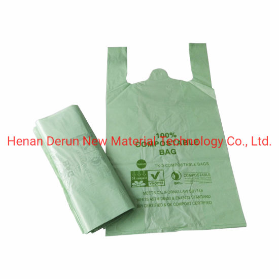 China Biodegradable Plastic Bags