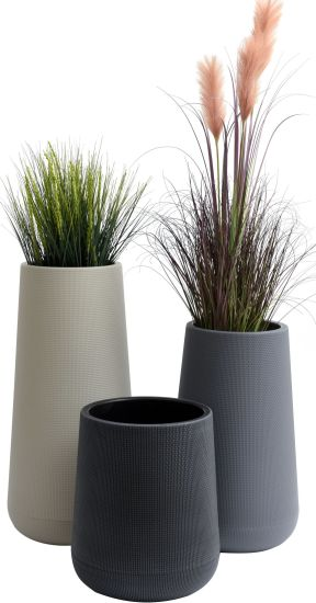Rattan Decoration Flower Pot (KD9975-KD9977)