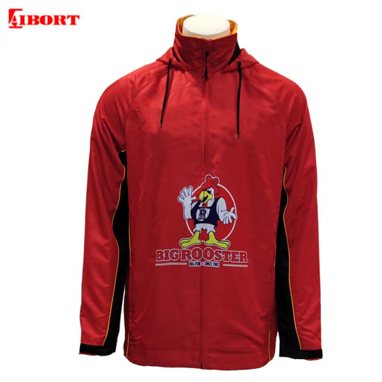 Aibort Man Winter Sublimated Jacket & Coat Waterproof Water Proof for Football Club