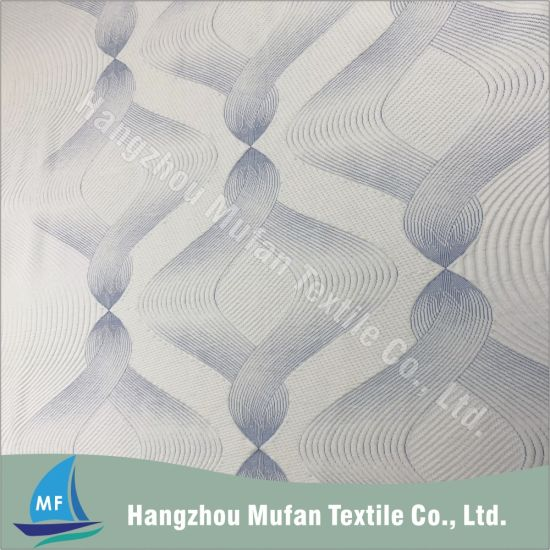 Stretchy Antipilling Mattress Ticking Fabric Topper