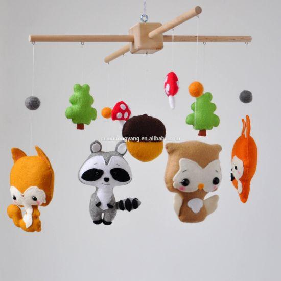 Felt Animal Craft Kit Crochet