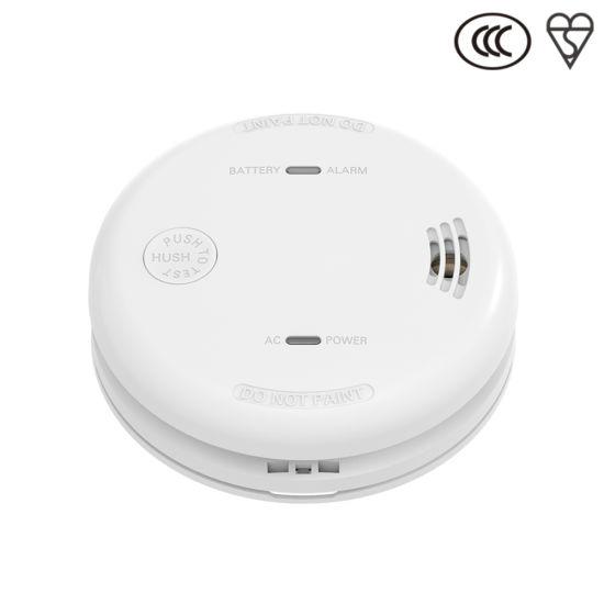 Fire Alarm White Smoke Detector Alarm