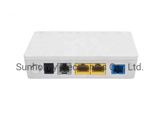 Huawei 2fe Pots Gpon Ont VoIP Modem Hg8120f