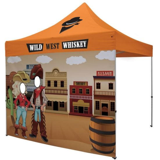 Custom Logo Printed Trade Show Advertising Tent pictures & photos
