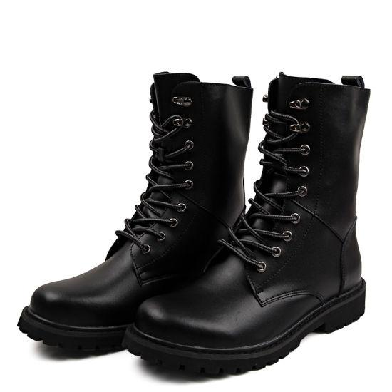 China Waterproof Leather Military
